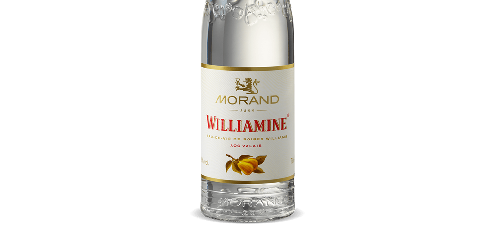 Williamine® - Eau-de-vie - body