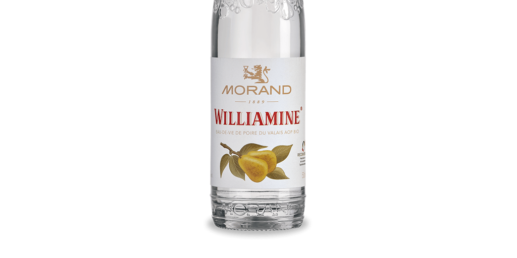 Williamine® Bio - Eau-de-vie - body