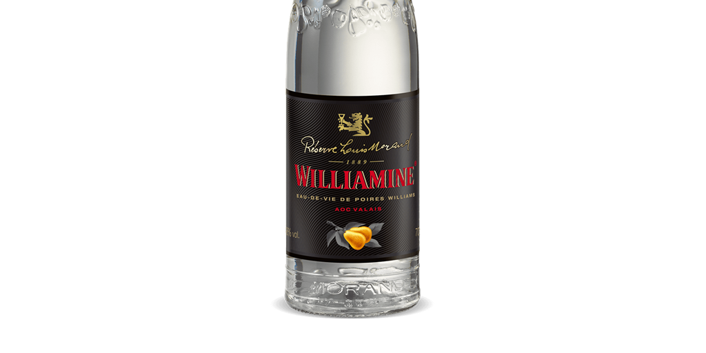 Williamine® Réserve Louis Morand - Eau-de-vie - body