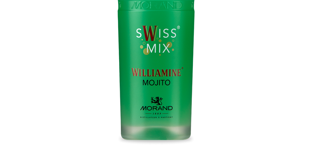 Swiss Mix Williamine® Mojito - Liquor - body