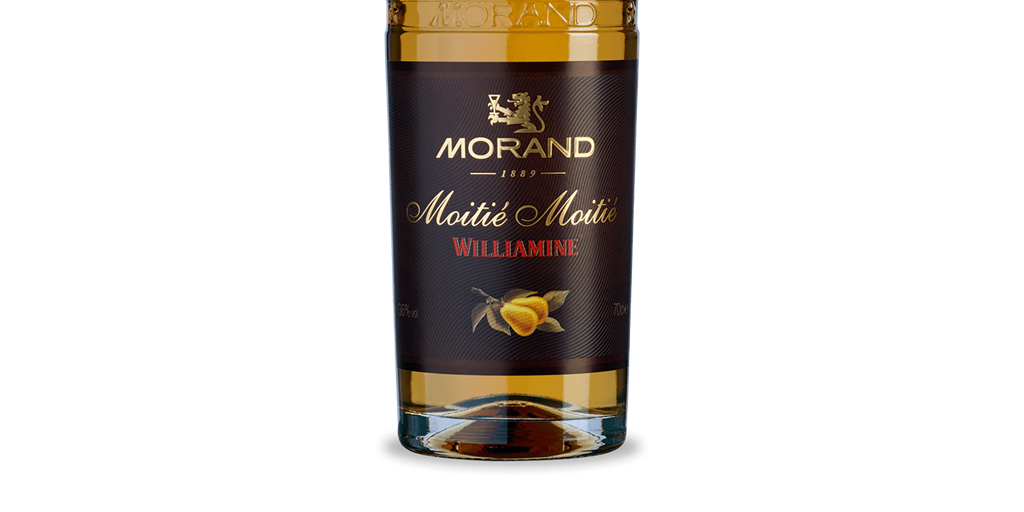 Williamine® Moitié-Moitié - Liqueur - body