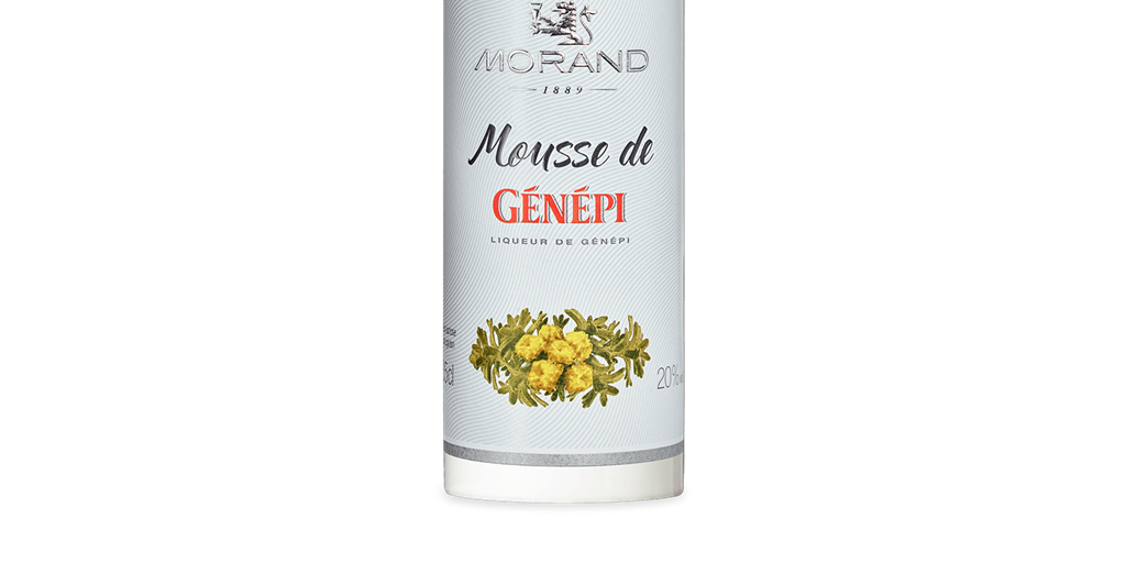 Génépi - Mousse - body
