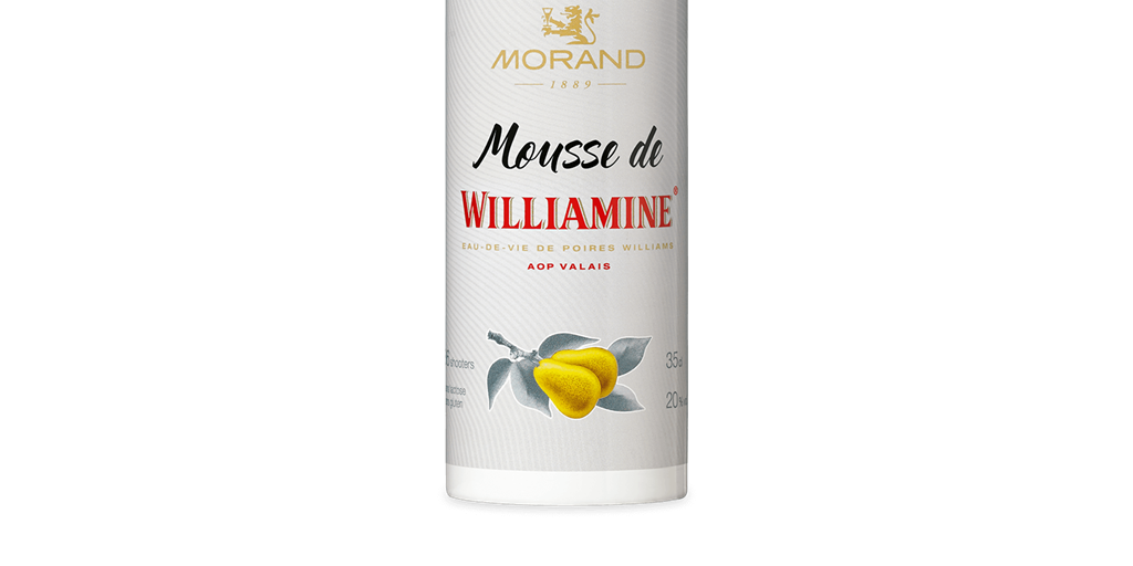 Williamine® - Mousse - body