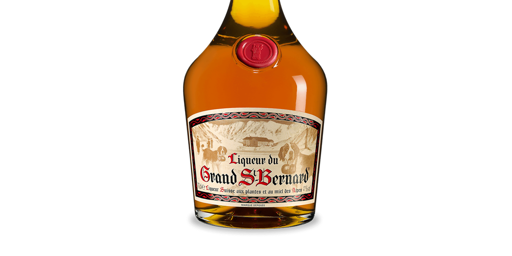 Grand-St-Bernard® Jaune - Liqueur - body