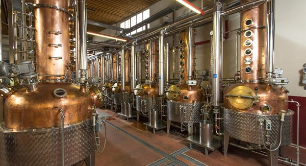 «Distillation in Switzerland»