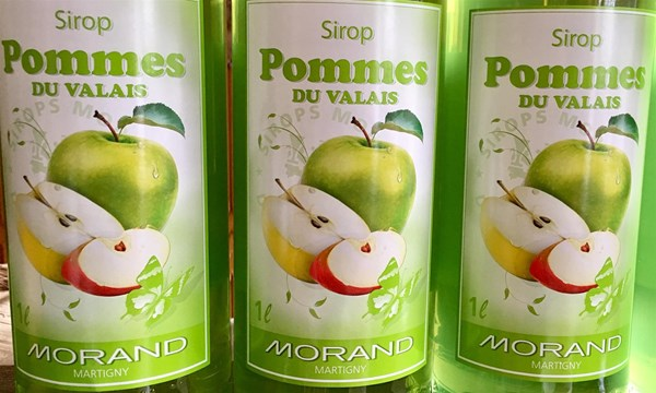 Return of our Valais Apple Syrup & New Products